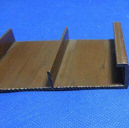 力学性能强pvc塑料型材