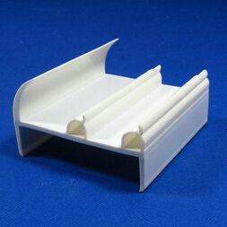 保质保量的塑料挤出型材加工