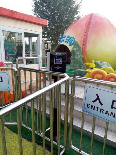 游乐场刷卡消费一卡通 青岛游乐场消费机