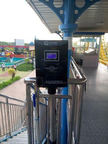 东莞松山湖游乐场刷卡机 游乐场消费一卡通
