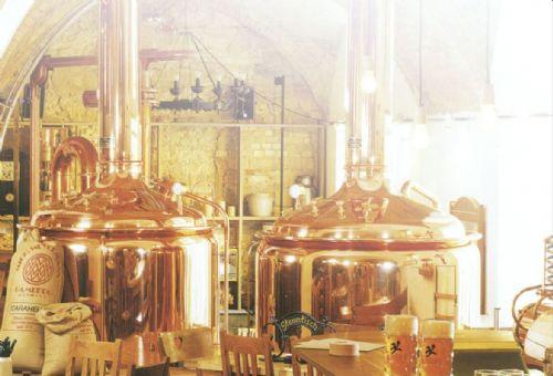 微型啤酒设备,中酿啤酒实验设备,啤酒发酵设备,啤酒机械设备