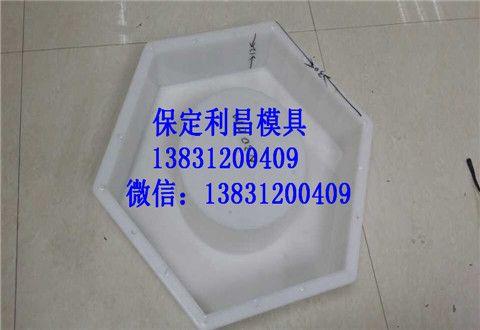 预制护坡塑料模具,预制护坡模具