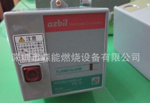 R450b 山武烧嘴控制器进口燃烧机点火程序控制器 深圳森能供应