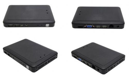 批发替代笨重电脑主机的外贸行业简单办公需求云终端机T2100