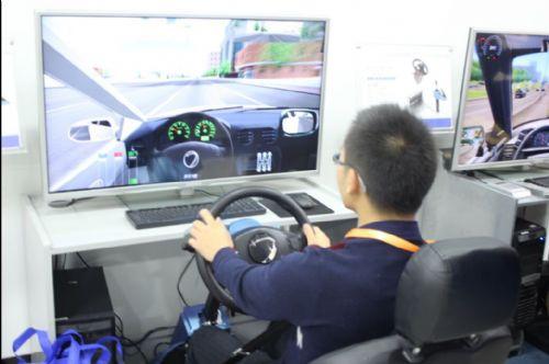 高清3d汽车模拟驾驶