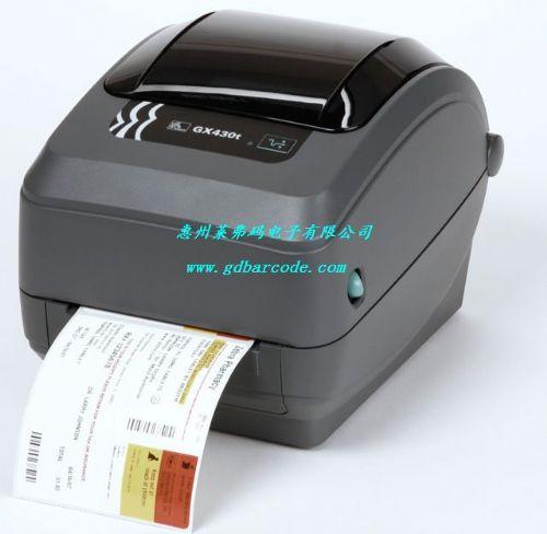 斑马Zebra GX430t条码打印机