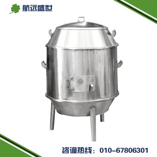 木炭双层烤鸭炉|双层木炭烤鸡炉|双层木炭烤肉炉|果木炭烤鸭炉
