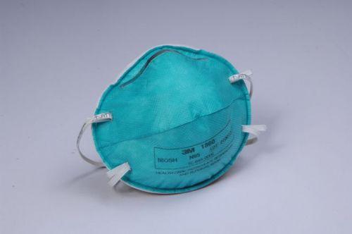 3M1860 n95高效防护 医护口罩 防PM2.5 防禽流感