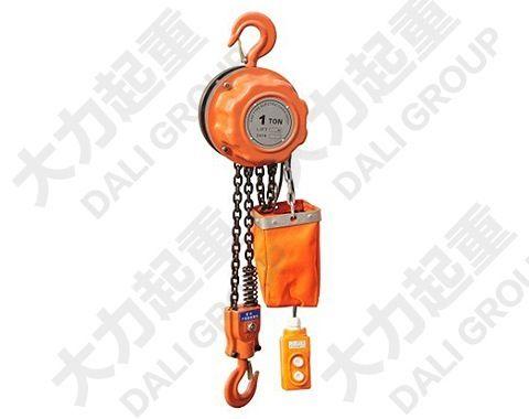 链条电动葫芦 10T6M链条电动起重机 DHK链条电动葫芦