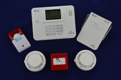 轻松帮助您实现火灾预警的无线家用火灾报警控制器