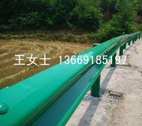 陕西延安波形梁钢板护栏定做安装