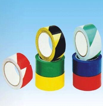 黑黄PVC警示胶带 耐磨地板胶带