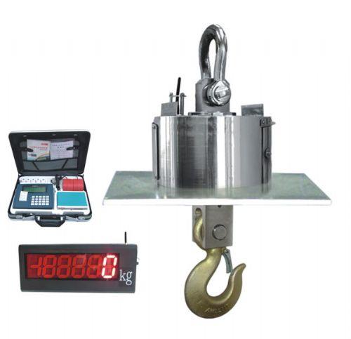 无线耐高温电子吊秤,15吨耐高温吊秤价格