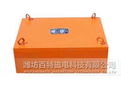 RCYB系列干式永磁悬挂除铁器