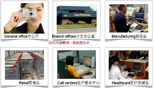 中国恩科桌面交付终端虚拟化省成本VDI部署