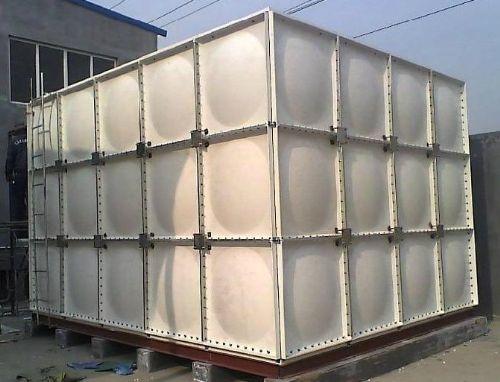 西安smc玻璃钢生活水箱