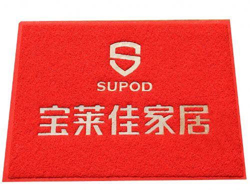 广告地垫地毯门垫工厂定制logo