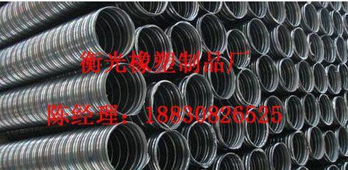 河北衡水专业生产60*25、60*19塑料波纹扁管生产厂家
