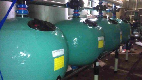 冷却循环水旁滤器