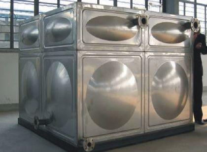 浙江不锈钢水箱 冷却塔配件水箱 不锈钢水箱价格       浙江国祥