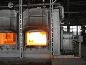 天然气环保炉
