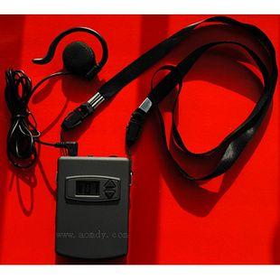 上海无线导游机景区自动导览机无线导览机电子导游机解说器博物馆讲解