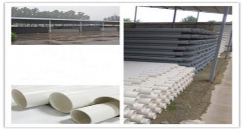 PVC实壁管哪家好 腾达实壁管 高质量管材价格最低
