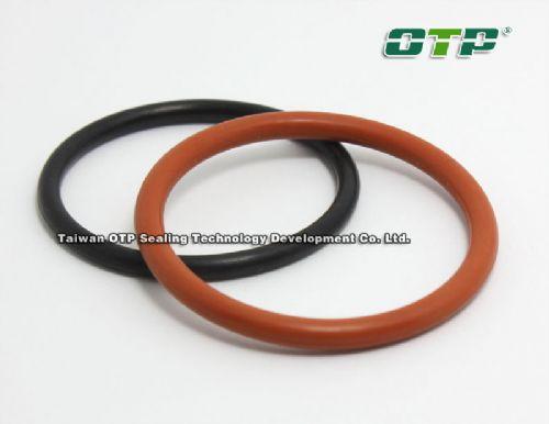 耐R12制冷剂专用橡胶密封圈