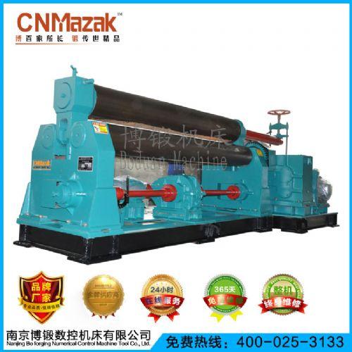 专业生产上辊卷板机30年 可定制 另出售三辊卷板机 四辊卷板机