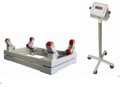 供应电子钢瓶秤 智能控制型钢瓶秤 耐腐蚀气罐电子秤