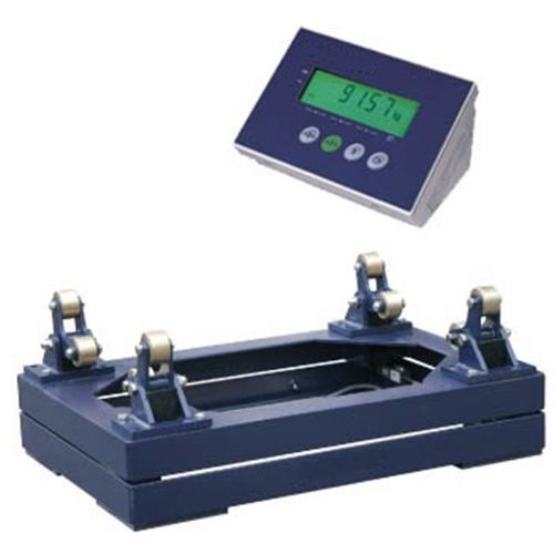 供应电子气瓶秤 钢瓶电子地磅 防爆型电子钢瓶秤