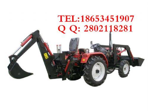 拖拉机改前铲后挖 两头忙 加铲斗 可定做