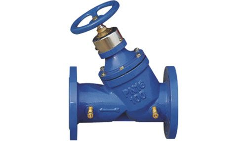 SPF型数字锁定平衡阀供热系统专用