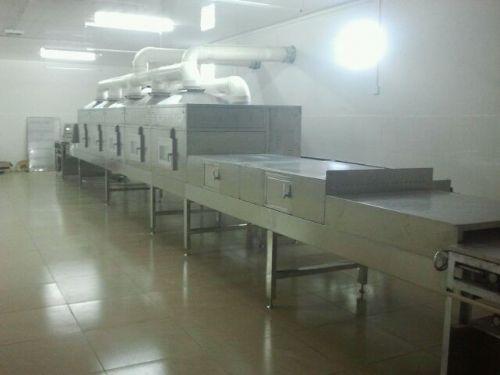 威雅斯 微波香海烤虾设备