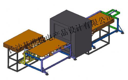南海印刷机械外观设计,南海印刷机械工业设计
