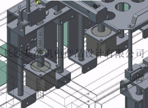 南海纺织机械外观设计,南海纺织机械工业设计