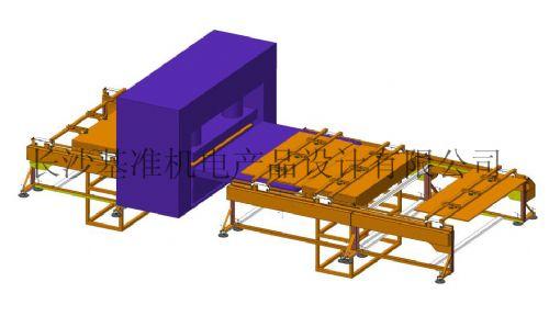 南海食品机械外观设计,南海食品机械工业设计