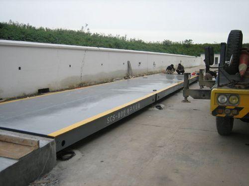 供应100吨电子地磅 3*12m卡车磅 3×12米地磅多少钱