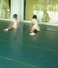 济南舞蹈地胶 舞台PVC地胶 舞蹈教室专用地板 健身房地胶