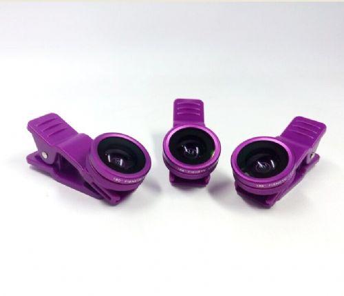 宏鑫HX003 自拍180度鱼眼手机镜头