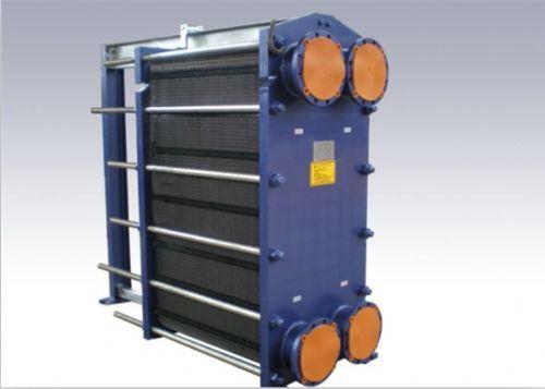 对称型板式换热器
