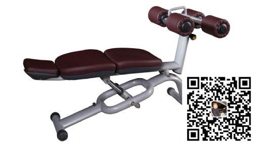 腹肌板使用方法   起坐可以直接针对腹部肌肉群