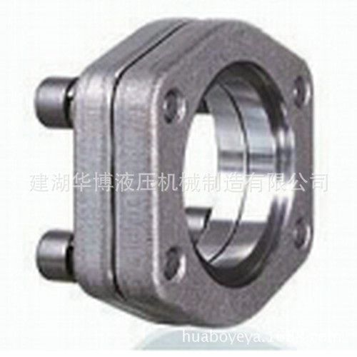 SAE整体式低压沉插焊法兰及组件DFC 3000PSI