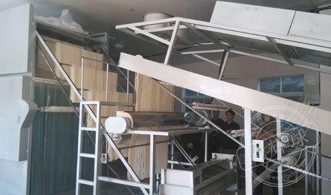 沅江米粉机械 陈辉球自动化米粉加工设备精心设计