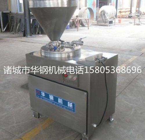 华钢机械腊肠灌肠机
