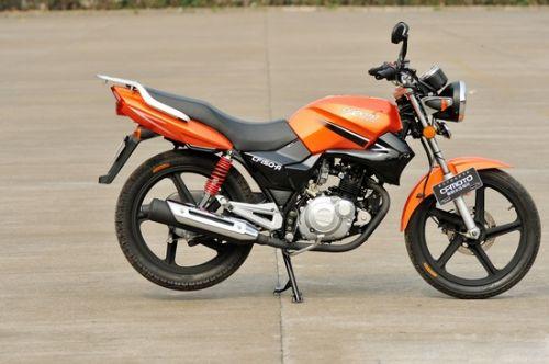 春风领跑CF150-A摩托车