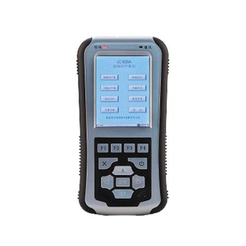龙城国际振动分析仪LC-3000 2通道风机振动分析仪 单通道