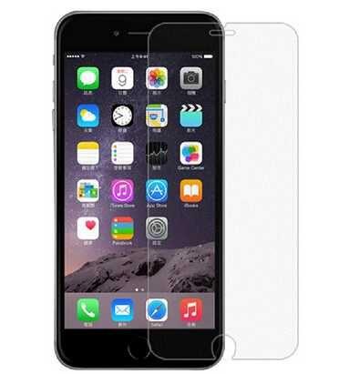 苹果手机钢化玻璃膜-iPhone6磨砂钢化膜-深圳圣科特