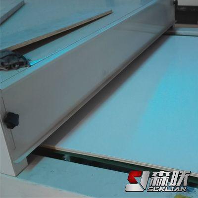 聚氨酯复合保温板涂装生产线【森联】