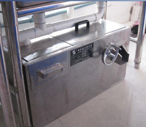 上海厂家供应餐饮油水分离器,小饭店隔油器,食药监局推荐厂家